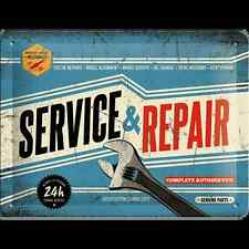 Metal Sign Service & Repair (40 x 30 cm)