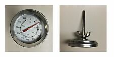 "New Arrival ! F&C 2"" BBQ SMOKER/PIT/GRILL THERMOMETER TEMP GAUGE !"