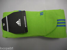 Men's adidas MLS Formotion Extreme Seattle Sounders FC Socks NWT sz 10-13