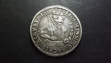 1632 Holy Roman Empire Austrian Large  Silver Taler Leopold Archduke of Austria