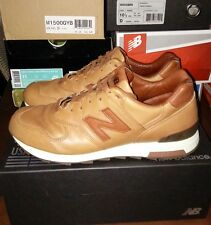 NEW BALANCE M1400BH HORWEEN LEATHER BESPOKE CROONERS COLLECTION MADE IN THE USA
