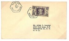 L288 1949 France French New Caledonia to USA