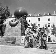 French Foreign Legion Soldiers Algeria North Africa 5x5 Inch Reprint Photo
