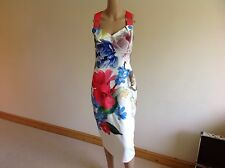 Ted Baker Alexie  forget me not  Dress NWT