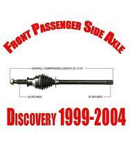 Front Passenger Side Cv Shaft Axle for Land Rover Discovery 1999-2004