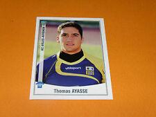 14 THOMAS AYASSE ACA ARLES AVIGNON PANINI FOOT 2011 FOOTBALL 2010-2011