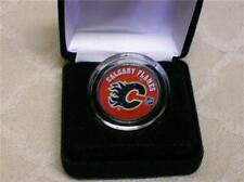CALGARY FLAMES  NHL Legal Tender Canada Quarter