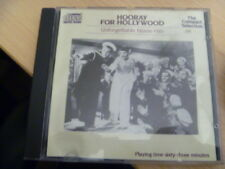 Hooray for Hollywood-Unforgettable Movie Hits FREEPOST UK CD