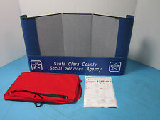 Featherlite Express 1 Exhibit Model EX 140C Trade Show Booth with Travel Case