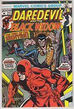 Daredevil and the Black Widow 104 Marvel Comics 1973 Kraven The Hunter Gil Kane