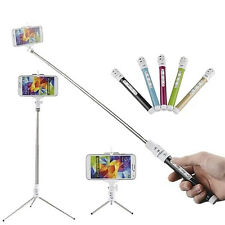 Handheld Bluetooth Wireless Remote Extendable Monopod Selfie Stick for Cellphone