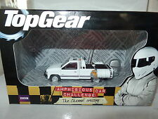 Oxford TG03 1/43 Nissan Pick Up nissank canal cruce Top Gear
