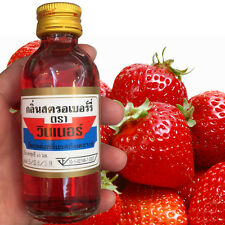 FOODS INTENSES STRAWBERRY FLAVORS SMELL MIXED ESSENCE BAKERY EXTRACTS INGREDIENT