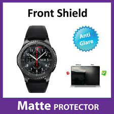 Samsung Gear S3 Frontier MATTE FRONT Anti Glare Screen Protector Shield