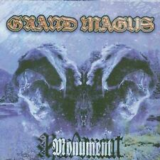 Monument by Grand Magus (CD, Oct-2003, Rise Above Records (UK))