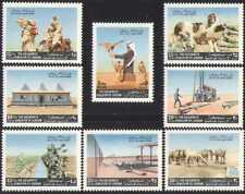 Jordan 1972 Birds/Desert/Nature/Animals 8v set (n28454)