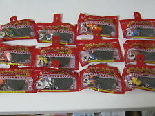 The first DRAGONBALL Z 12pcs COCA COLA FIGURES DBZ NEW & SEALED JAPAN IMPORT