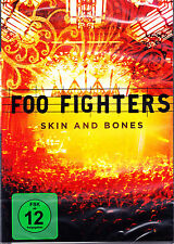 FOO FIGHTERS skin and bones DVD NEU OVP/Sealed