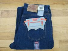 VINTAGE ORIGINAL DEADSTOCK LEVIS 501  PRESHRUNK JEANS 1987 W29 L30 MADE IN USA