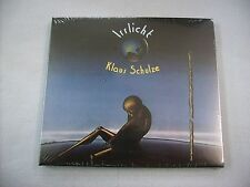 KLAUS SCHULZE - IRRLICHT - CD NEW SEALED DIGIPACK 2016
