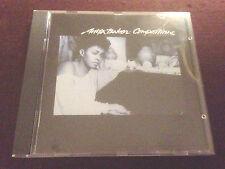 Compositions by Anita Baker (CD, Jul-1990, Elektra (Label))