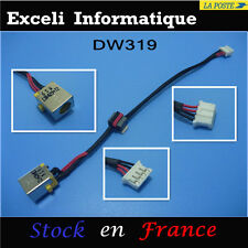 Connecteur Alimentation DE3 Dc Power Jack Cable wire Packard Bell TE11HC FR