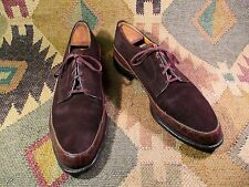 VTG Cole Haan Chicago Brown Suede Leather Oxford size 10 D B