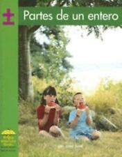 Partes de un entero Yellow Umbrella Spanish Early Level Spanish Edition - Reed,