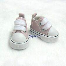"Mimi Collection 12"" Neo Blythe Pullip Doll PU Leather MICRO Shoes Sneaker PINK"