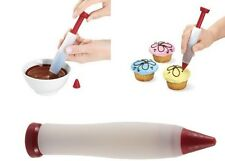High Quality Silicone Food Writing Cake Mold Cream Cup Chocolate Decorating Pen