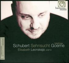 Schubert: Sehnsucht (new CD, Apr-2008, Harmonia Mundi (Distributor))