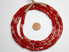 Vieille séquoia boîte parierait trade beads