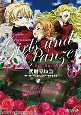 NEW Girlz und Panzer Motto Love Love Sakusen Desu! Vol.2 Japanese Version Manga