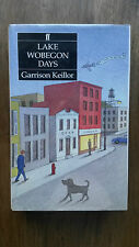 Garrison Keillor – Lake Wobegon Days (1st/1st UK 1986 hb with dw) Prairie Home