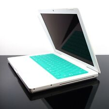 """SL TEAL Silicone  Skin Cover for OLD Macbook 13 """"A1181"""