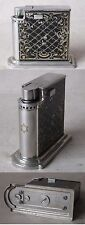 VINTAGE GERMAN TABLE PETROL CIGARETTE LIGHTER ROWENTA D.R.P. 1950s