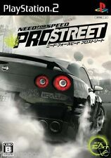 Used PS2 Need for Speed: Pro Street SONY PLAYSTATION 2 JAPAN IMPORT