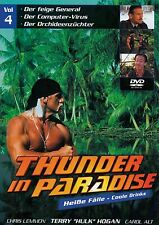 THUNDER IN PARADISE - HEISSE FÄLLE - COOLE DRINKS - VOL. 4 / DVD - NEUWERTIG