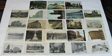 1900's Antique Postcard lot ~ CLEVELAND, Ohio ~ 23 Postcards ~ Free Shipping