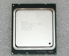 Brand new genuine intel core i7 3820 3,8 ghz 10mb sr0ld 4 cœurs / 8 menaces 130 w