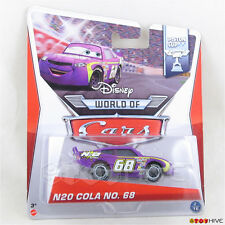 Disney Pixar World of Cars 2014 N2O Cola No. 68 Piston Cup collection #2 of 16