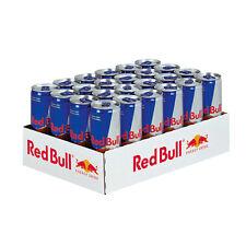96 x 250ml Cans Red Bull Energy Drink - Team UK Redbull - UKB527