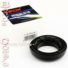 Kipon Leica M L/M mount Lens to Sony E NEX Adapter Macro Focusing Helicoid A7 5T