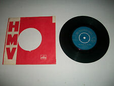 "Adam Wade -The Writing On The Wall UK 7"" Vinyl Single HMV 45-POP 896  VG+/EX"
