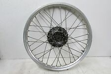 YAMAHA FRONT WHEEL YZ IT TT 100 125 175 200 250 400 465 500 74 75 77 78 79 80 81