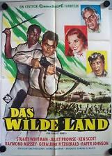 Das Wilde Land Filmposter A1 The Fiercest Heart Whitman Juliet Prowse Rehak