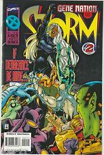 Storm #2 Mar 1996 Marvel Comic Book FN