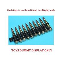 G&P Dummy M60 7.62 CARTRIDGE BELT (10 CARTRIDGES) airsoft Parts Set (GP-MAG004A)
