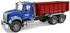Bruder Toys Mack Granite Tipping Truck with Roll-Off-Container # 02822 NEW