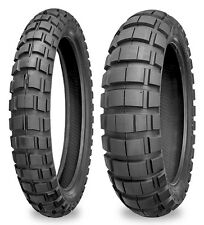 New Shinko 100/90-19 & 130/80-17 804/805 Series Tire Set For BMW F650 / F650GS